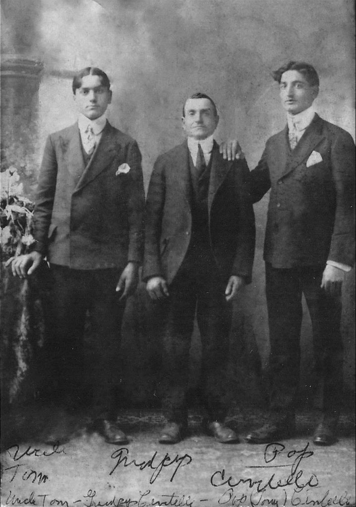Camillo, Vincenzo, Nicolantonio
