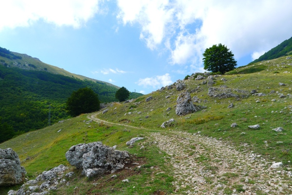 A Walk in Nature and History of Abruzzo: Mt. Porrara and the Freedom Trail